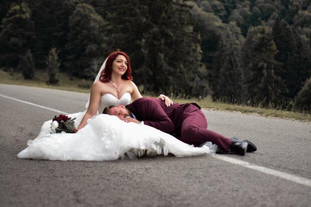 Невеста и жених, фото pxhere