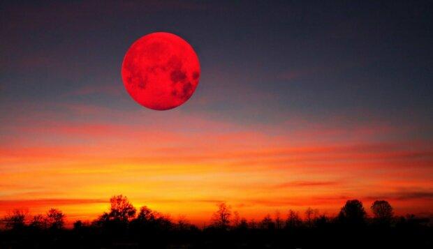 Клубничная луна: когда украинцы смогут наблюдать из окна ...