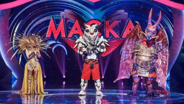 """Перед премьерой """"Маски"""" зрителям напомнили о костюмах первого сезона: хитрая лисица Алена Шоптенко и """"одноглазая"""" Мишель Андраде"""