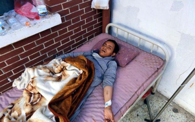 У Ємені оголосили надзвичайний стан через спалахи холери