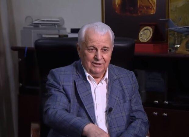 """Кравчук погодився перенести місце переговорів по Донбасу: """"Народ піднявся проти"""""""