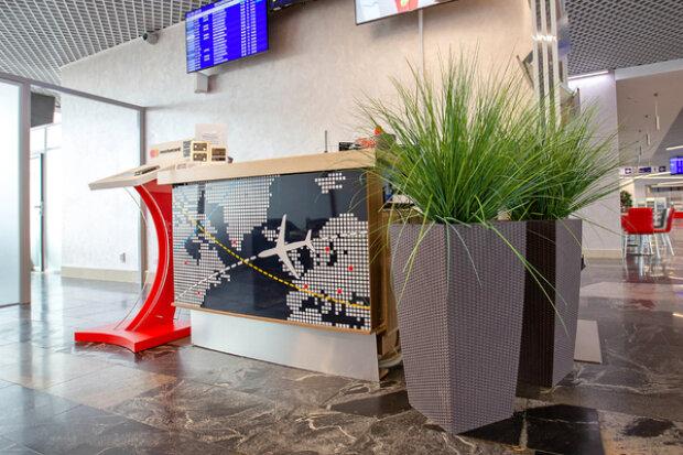 Аеропорт Мінська / фото : airport.by/