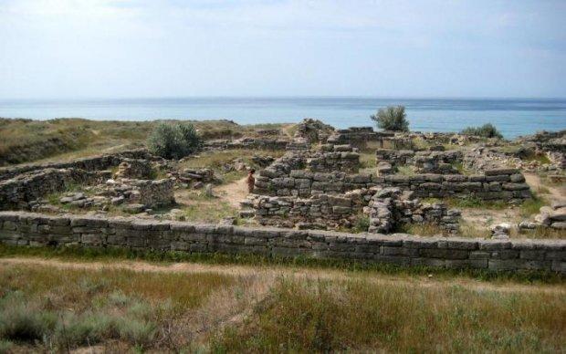 Скифы привели археологов в свой древний город: фото