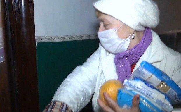Пенсіонерка / скріншот з відео