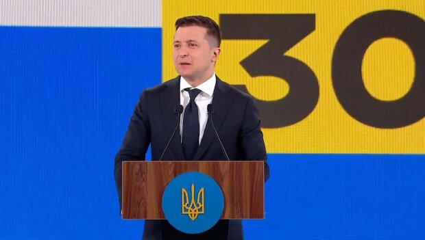 Володимир Зеленський, фото: кадр з відео