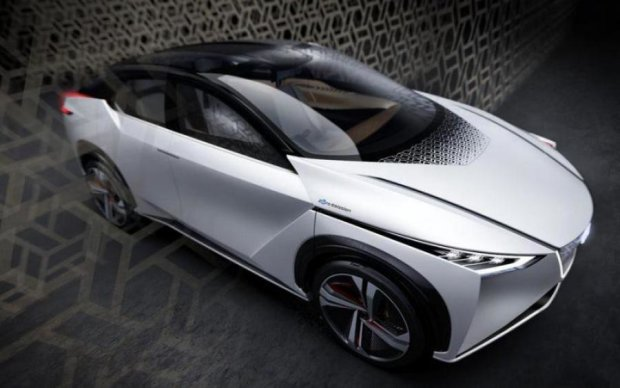 Nissan показав своє бачення автомобіля майбутнього