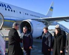 Президент України Петро Порошенко у Польщі