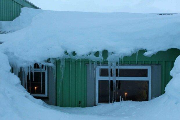 В Антарктиде почтили память жертв Голодомора: украинские полярники зажгли траурные свечи