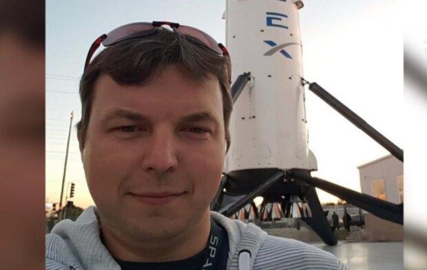 Алексей Пахунов, скриншот с видео