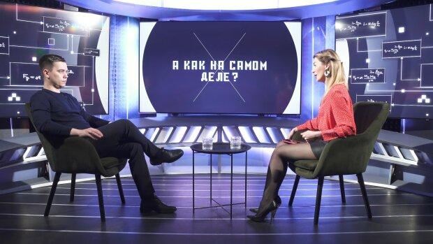 Александр Лазарев, скриншот видео
