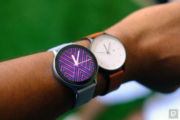 Samsung Watch Active 2: годинник майбутнього показали до офіційного релізу