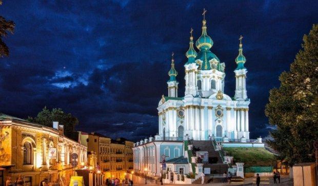Андреевскую церковь отреставрируют за 10,5 млн грн