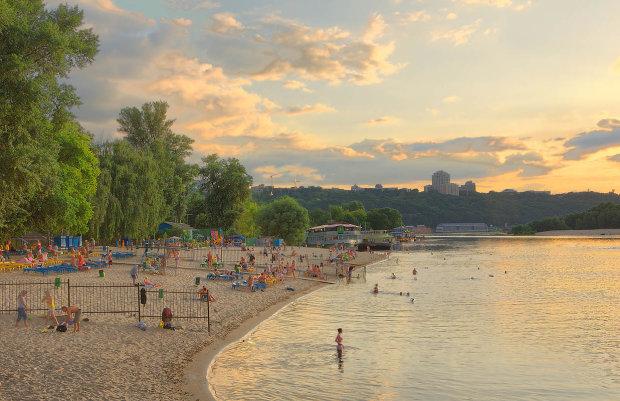 Топ пляжей Киева 2019: где разрешено купаться