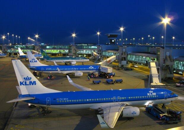 Аеропорт Схіпхол, Нідерланди