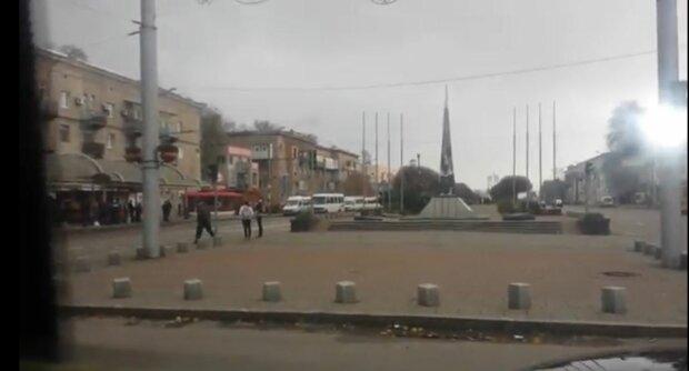 Запорожье, фото: скриншот из видео