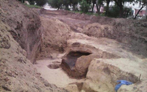 В Чернигове археологи сделали уникальную находку