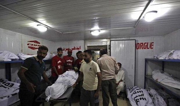 От жары в Пакистане погибли более 100 человек