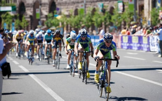 Велогонка Race Horizon Park вперше пройде по найдовшому міському кільцю