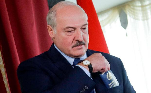 Олександр Лукашенко, фото РБК