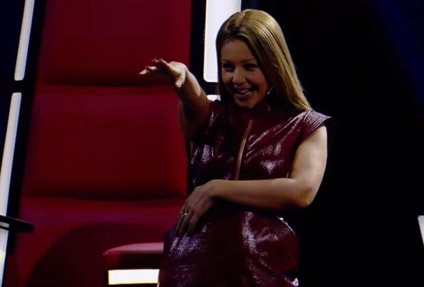 Тина Кароль, кадр из видео
