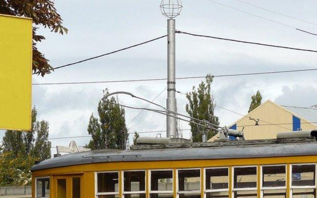 Старинный киевский трамвай планируют поставить на рельсы