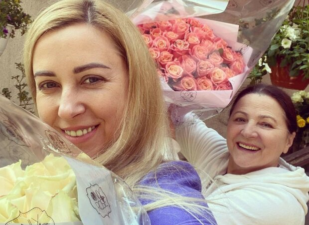 Тоня і Ніна Матвієнко / фото: Instagram