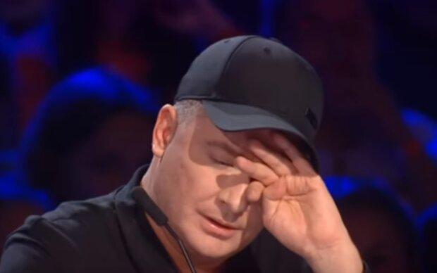 Андрей Данилко, скриншот с видео