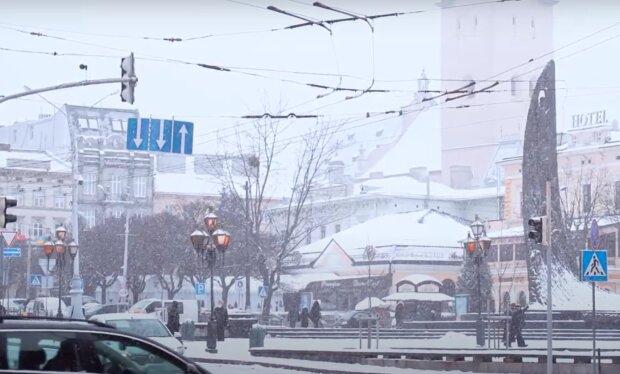 Львів, зображення ілюстративне, кадр з відео: YouTube