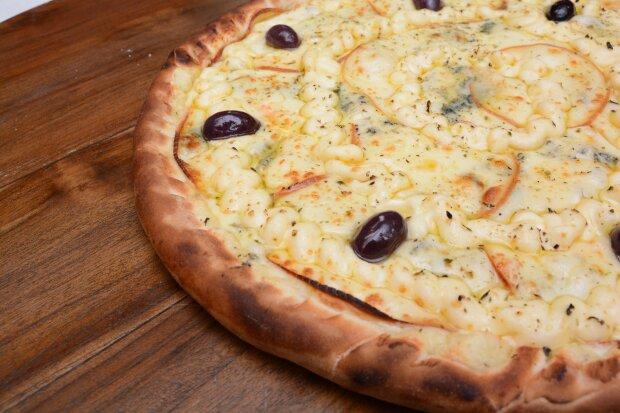 Пицца, фото pexels