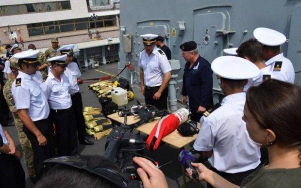 Українцям дозволили побувати на кораблях НАТО: фото