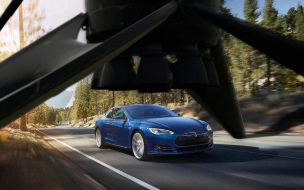 Не паникуй, Илон: Skoda утерла нос Tesla, видео