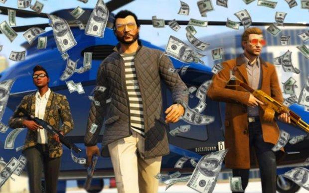 GTA 5 зробила розробників мільярдерами