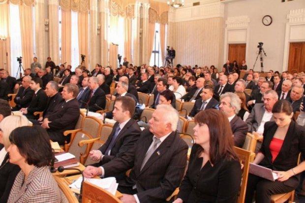 Харківські депутати не визнали Росію агресором