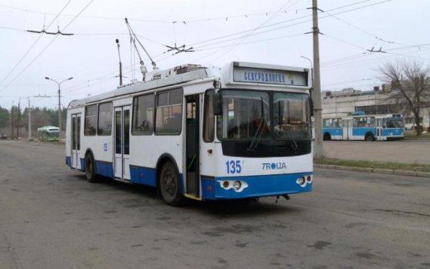 Сергій Шахов: Луганська область отримає тролейбуси з київського парку