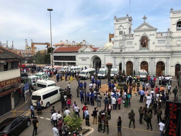 На Шрі-Ланці пролунали ще два вибухи: кількість жертв шалено зростає