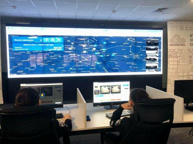Центр управления автоматической фиксацией правонарушений, фото Facebook
