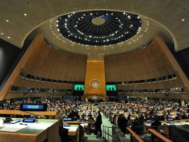 Кто вставил нож в спину Украине на Генасамблее ООН: полный список стран