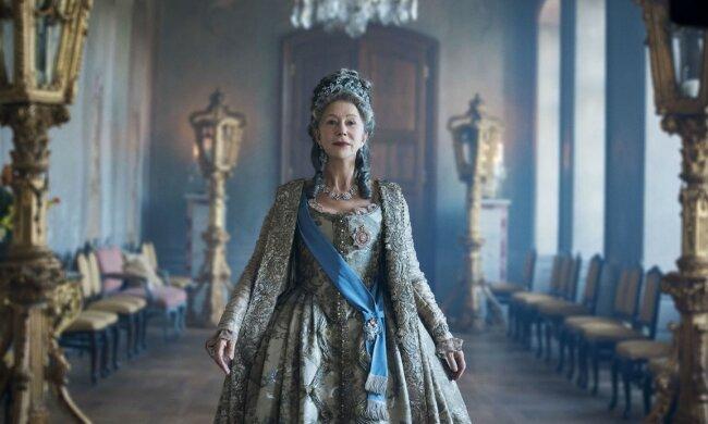 Екатерина II, кадр из сериала