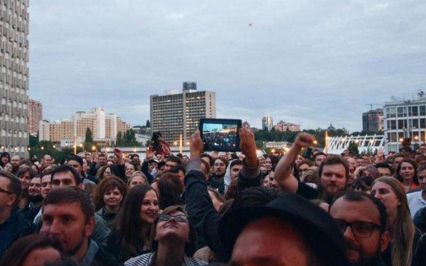 Известнейшая украинская группа порадовала фанов уникальным концертом