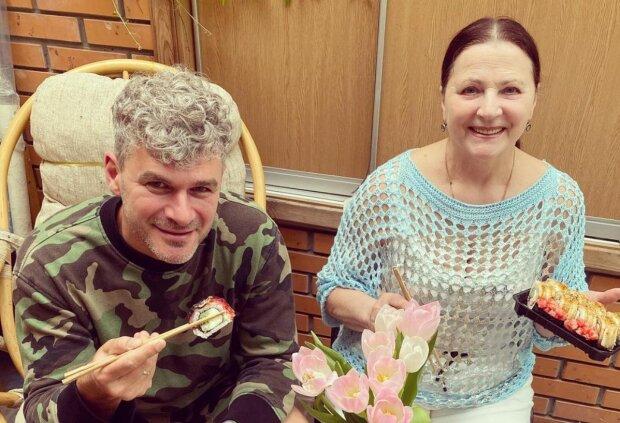 Арсен Мирзоян и Нина Матвиенко, instagram.com/tonya_matvienko