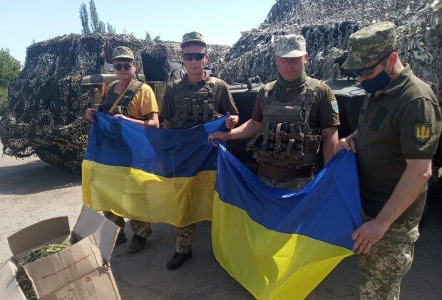 Ситуація на Донбасі, фото: ООС / Facebook