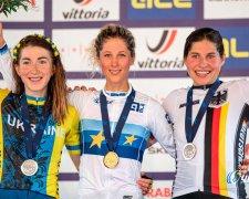 Яна Беломоина завоевала серебро чемпионата Европы