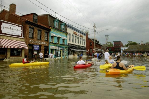 Климатическая катастрофа: ученые подсчитали первые потери