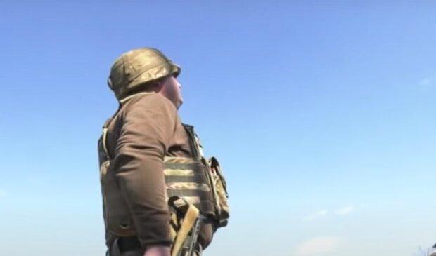 Путінські окупанти переривають тишу на Донбасі забороненими засобами: під ногами міни