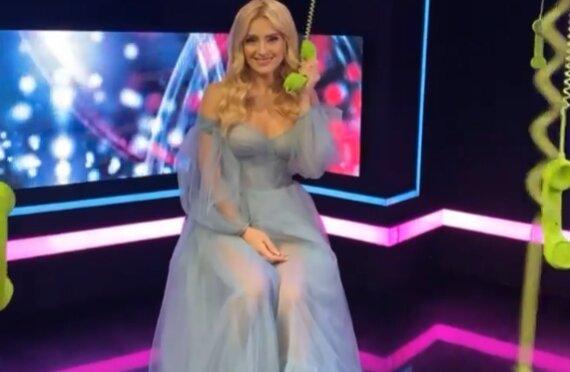 Ірина Федишин, скріншот із відео