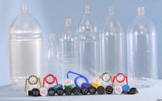 Немцы превратили пластиковые отходы в универсальный конструктор