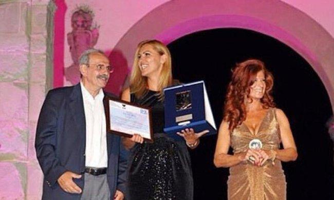 Яна Клочкова отримала нагороду від ЮНЕСКО