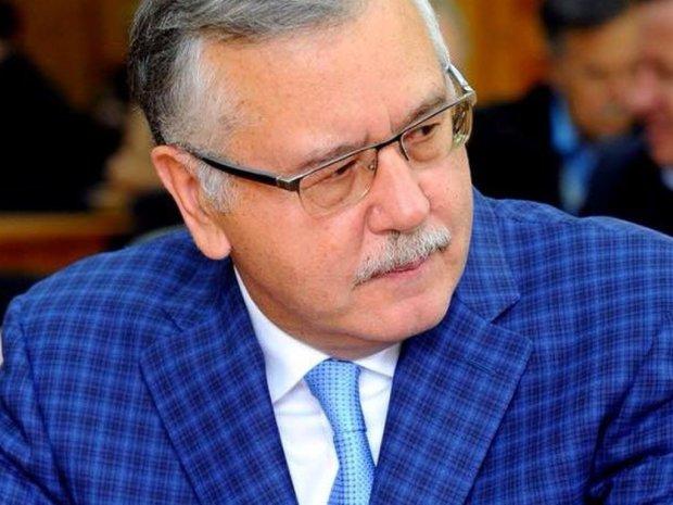 Гриценко посадив Зеленського і Путіна за шаховий стіл: тільки він знає правильний хід