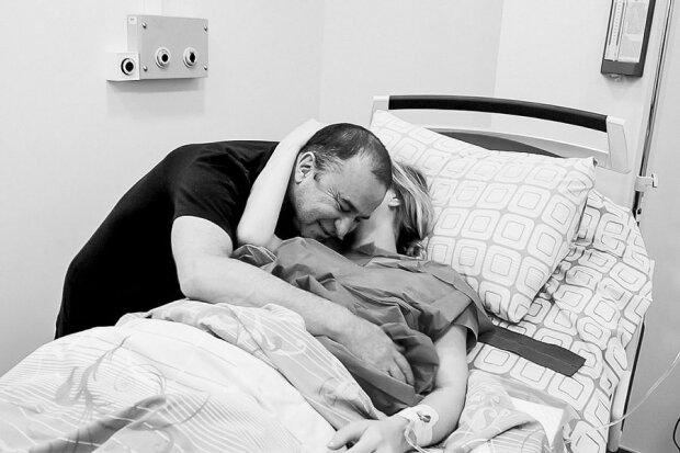 Виктор Павлик с женой Катей, фото с Instagram