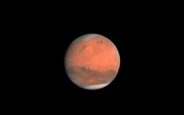 Несподівана знахідка: Марс знову шокував уфологів